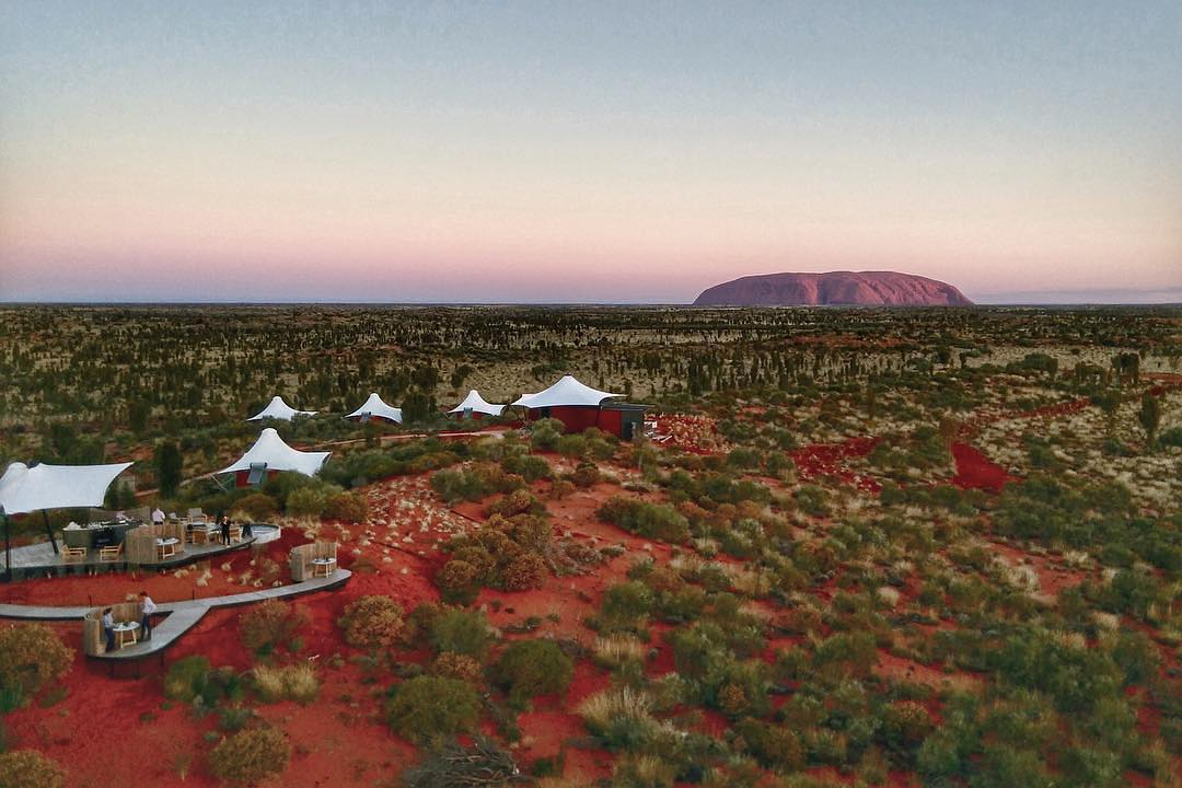 10 Eco-Friendly Hotels and Resorts in the World Longitude 131, Australia's Northern Territory