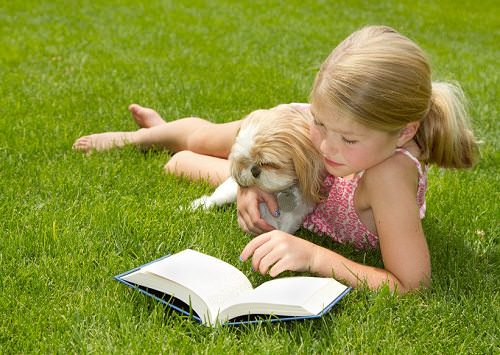 10 Reasons Your Children Should Own a Pet