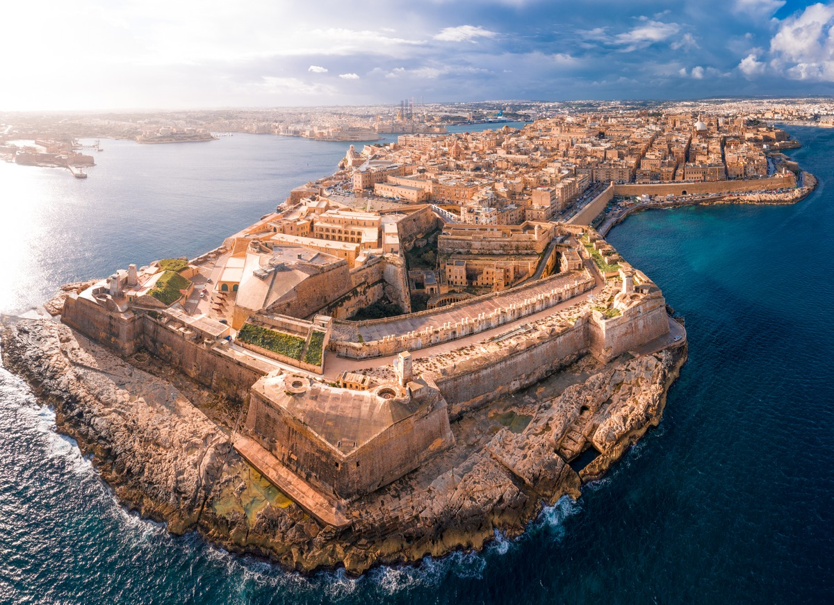 8 Most Beautiful Island Countries in the World Malta