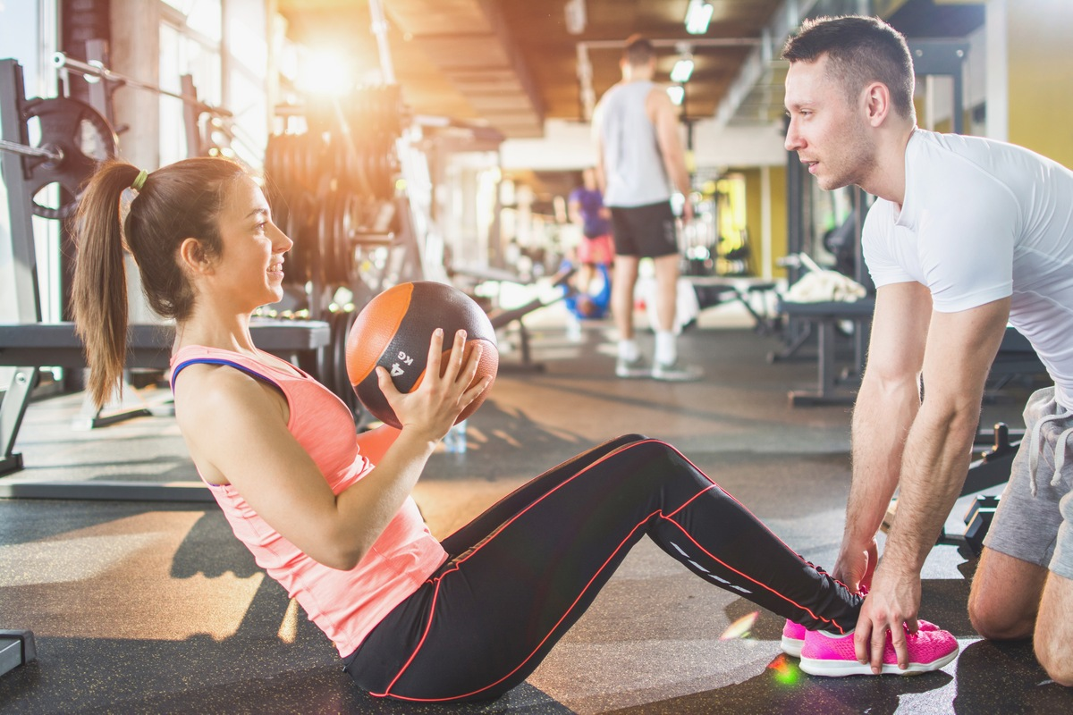 Fitness instructor 7 Great Part-Time Jobs for a College Student