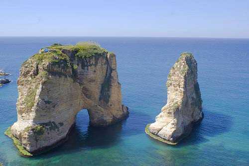 Raouche, Lebanon