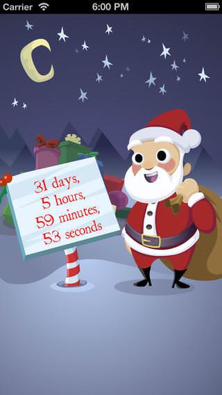 Sleeps to Christmas 2 App