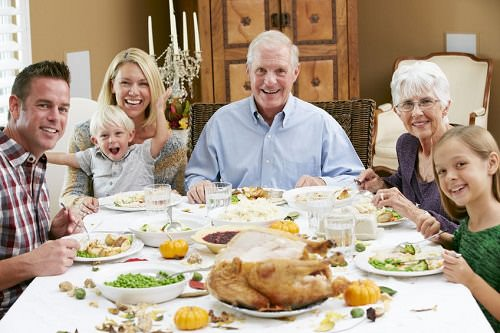 5 Things You Should Teach Your Kids This Thanksgiving