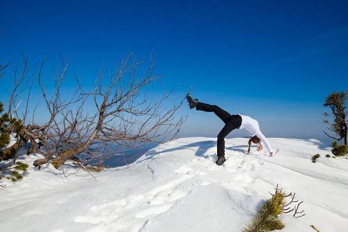 7 Reasons It's Important to Exercise in Winter