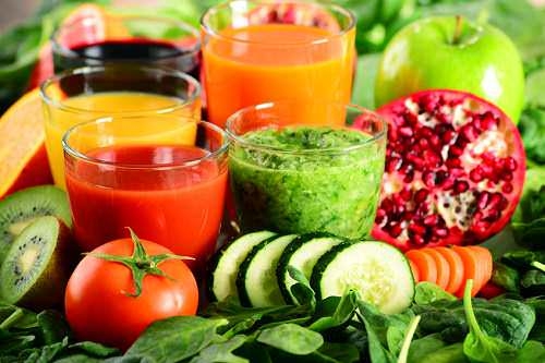 10 Powerful Weight Loss Juices
