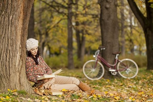 Lovespiration: 6 Classic Books to Read Beneath an Autumn Tree