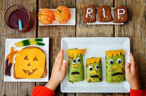 Monster Mouths, Anyone? 8 Ridiculously Spooky Halloween Treats
