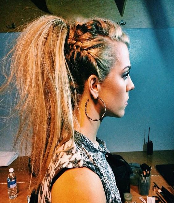 10 Insanely Beautiful Braided Hairstyles Part 6