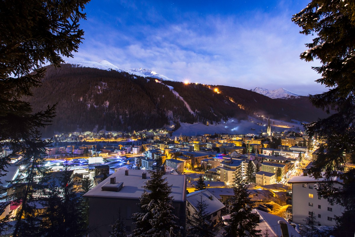 Davos, Switzerland 10 Most Popular Private Jet Destinations