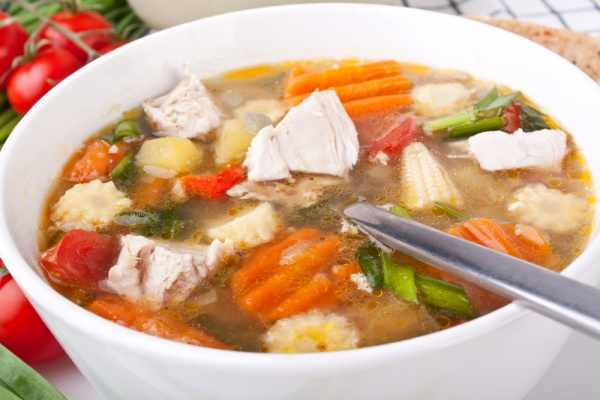 3 Summer Turkey Soup Recipes
