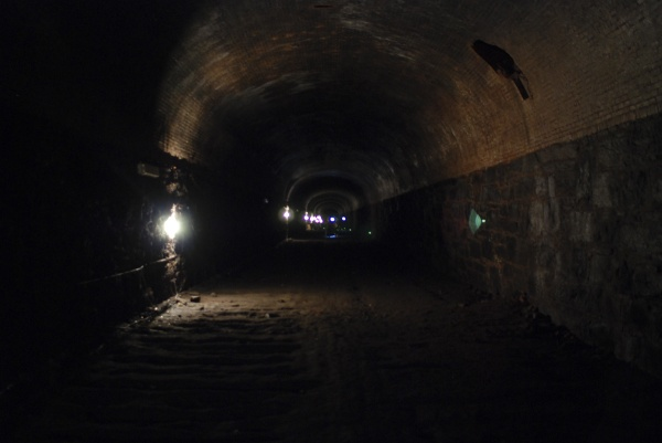 The Atlantic Avenue Subway Tunnel