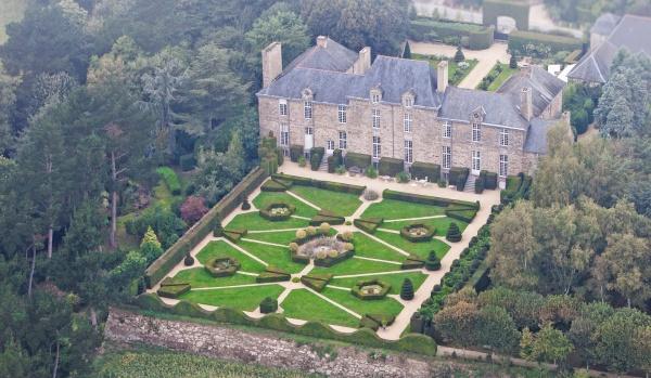 Château de la Ballue, France
