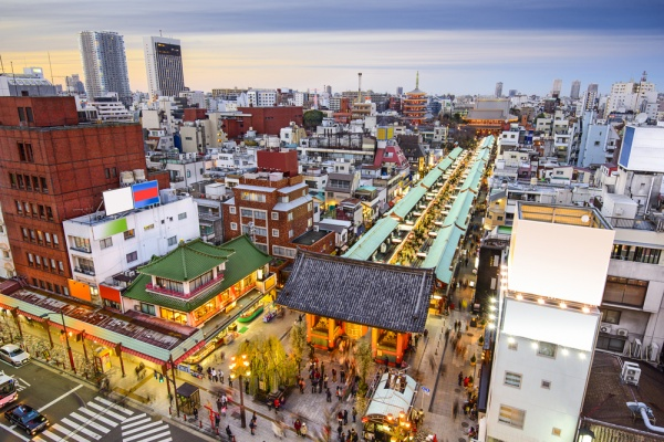 10 Shopping Districts for Frugal Fashionistas in Tokyo