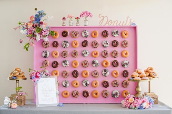The Doughnut Walls Are Not Only for Weddings