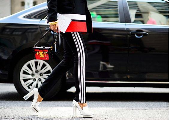 15 Fabulous Ways to Wear Platform Shoes