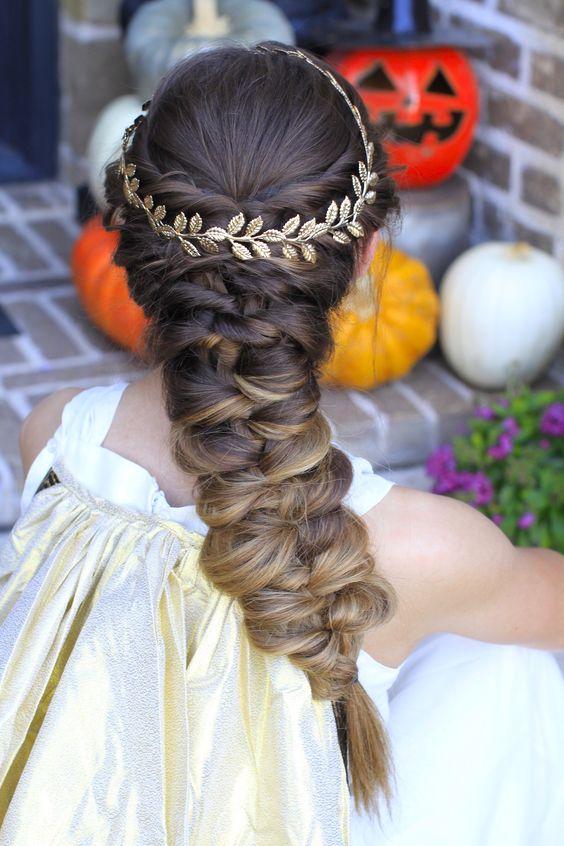 Bountiful braid
