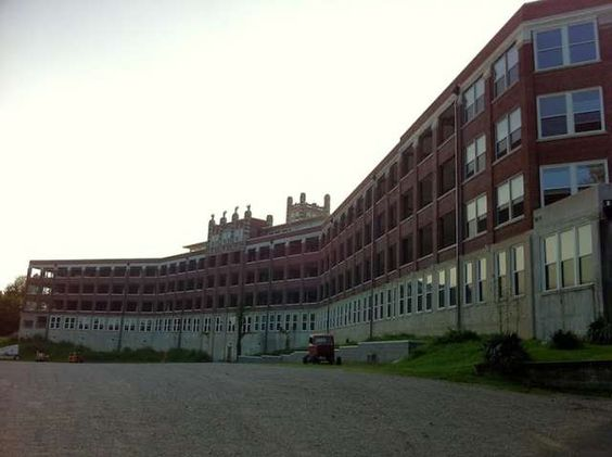 Waverly Hills Sanatorium, Louisville, United States