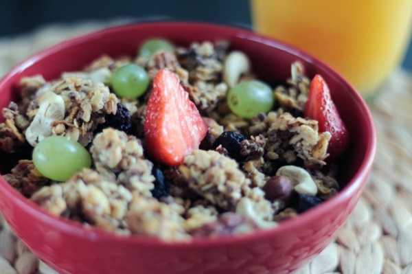 10 Quick and Healthy Breakfast Ideas