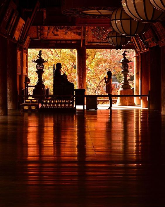 Nara is the perfect place to understand Japanese spirituality