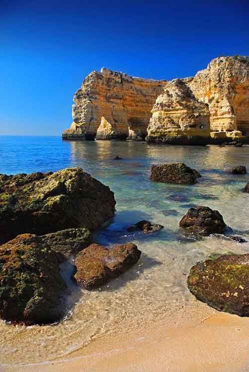 porto to algarve portugal