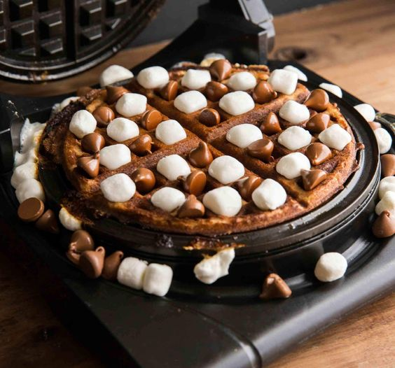 waffle topper