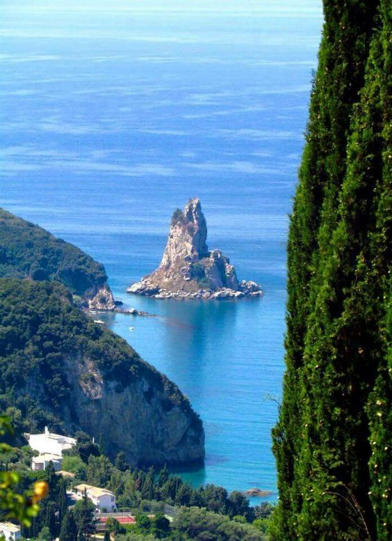 Corfu, Ionian Islands, Greece
