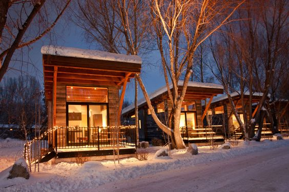 Fireside Resort, Jackson Hole, Wyoming