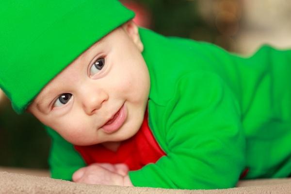 Celebrating St. Patricks Day with Tiny Tots and Leprechauns