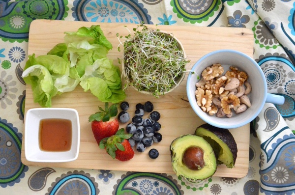 Healthy Foods to Treat Your Brain Fog