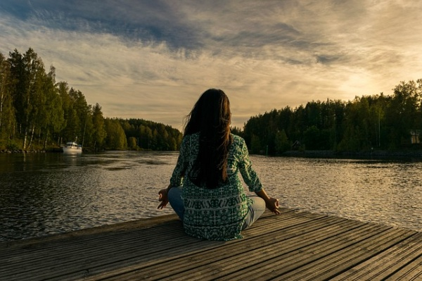 The First Study Shows Mindfulness Works Better for Women