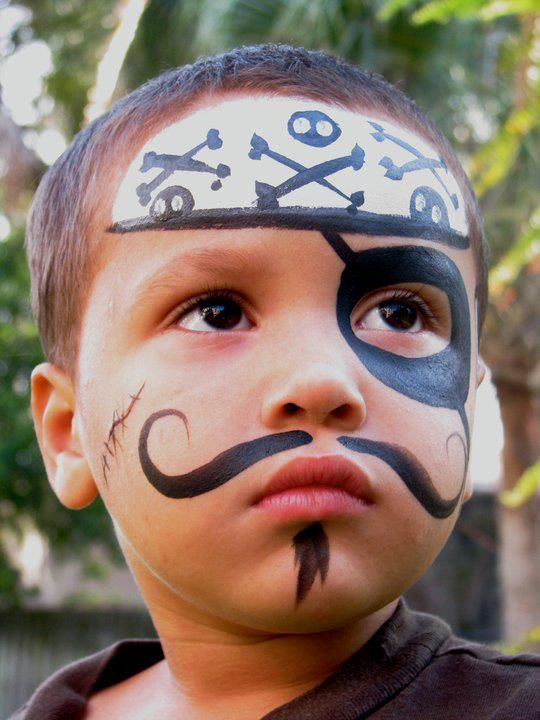 Halloween Makeup For Kids Boy.10 Halloween Makeup Ideas For Kids Part 5