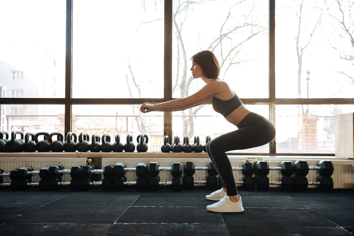 10 Exercises That Will Transform Your Body Squats
