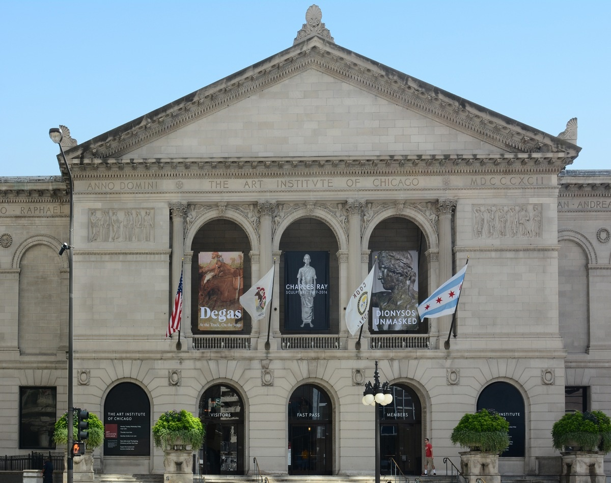 7 Free Things to Do in Chicago Art Institute of Chicago (AIC)