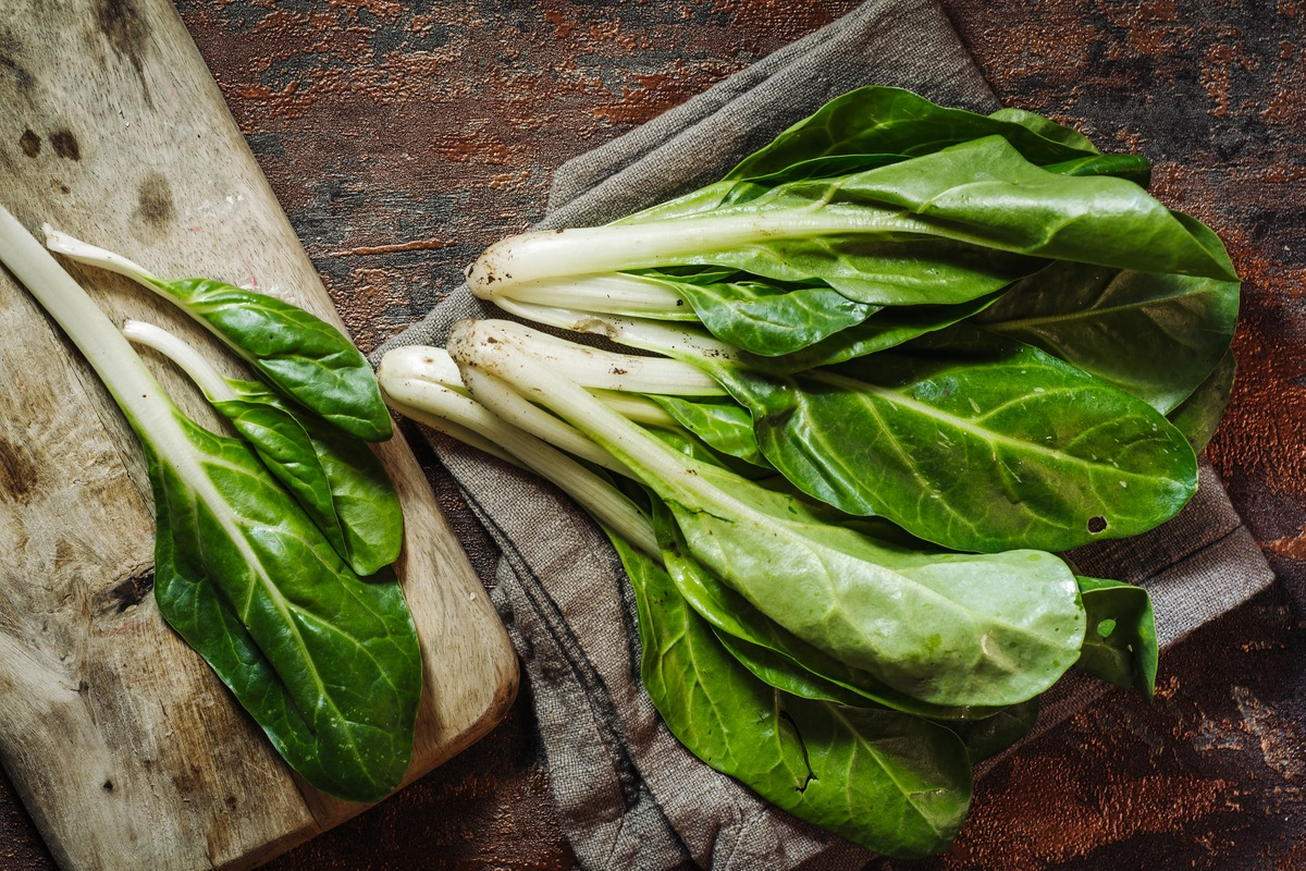 Swiss chard 10 Awesome Food Items to Make You Happy
