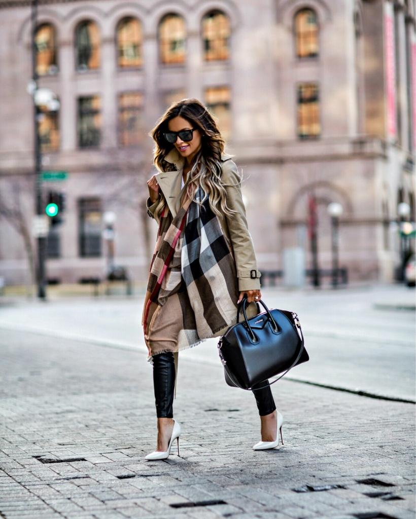 19 Ways To Wear A Scarf